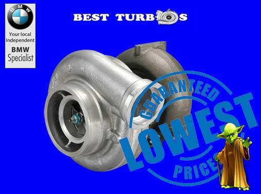 bmw turbo repair