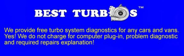 free turbo system diagnostics
