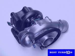 Turbo for Iveco Daily 2,8 TD, Citroen Jumper 2,8 HDI ,Fiat Ducato 5303-970-0034