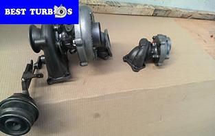 bi turbo bmw 535d