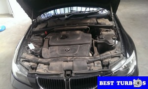 BMW turbo echange repair replacement