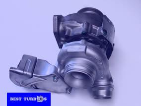 TurboCharger for BMW 120d E81, E82, E88, BMW 320d E90, E91, E92, E93, BMW 520d E60N - E61N, BMW X3 2.0 d E83N, BMW X3 1.8d E83N