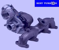 Turbocharger Passat 1.9 TDI