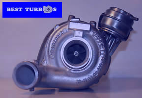 Turbocharger Turbo for Audi, VW, Skoda 454135-2, 454135-1, 454135-5009S, 059145701C, GT2052V,