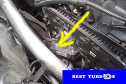 bmw turbo actuator electronic