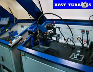 best turbos turbo balancing machine