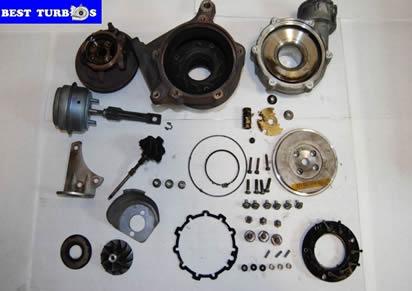 turbo bearing turbo shaft turbo rotor failure