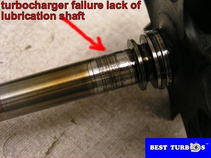 turbocharger failure oil contamination uk