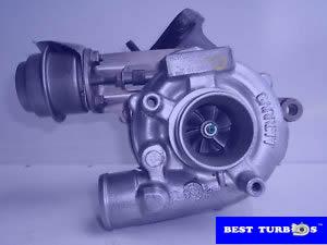 turbocharger turbo VW 1.9 tdi Audi 1.9 tdi Seat 1.9 tdi