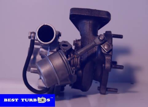 Garrett turbo remanufactured Audi A6 1.9 TDI 90 HP