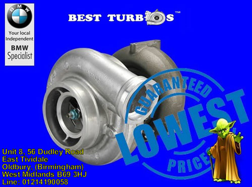 bmw turbo replacement turbo reconditioning
