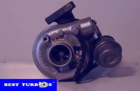 garrett turbo reconditioned audi 80 1.9 TDI 90HP 1994 - 1996
