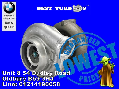 turbocharger bmw 118 d, bmw 318 d