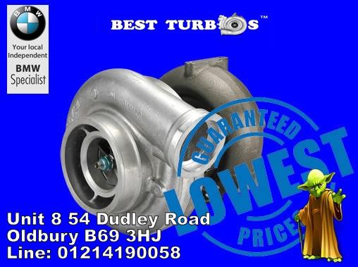 turbo fix repair recon tamworth