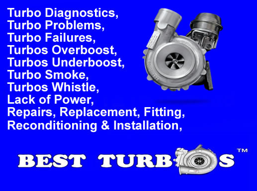 turbocharger specialist repairs kidderminster