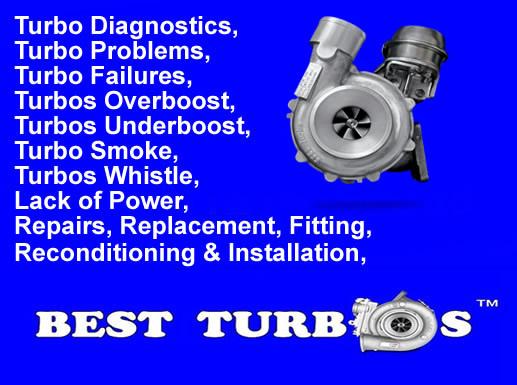 turbocharger specialist repairs kidderminster