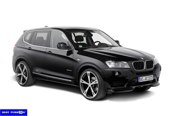 bmw x3 turbo replacement
