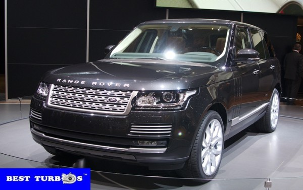range rover turbo replacement