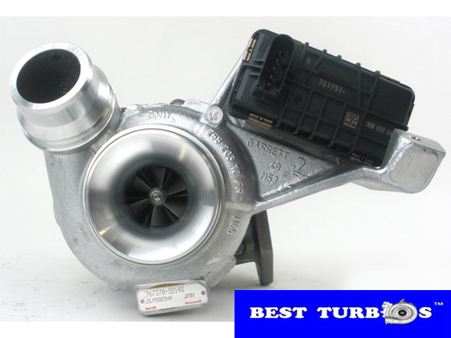 Turbo, turbocharger reconditioned for BMW 116D, BMW 118D, BMW 318D, E81, E87, E88, E90, E90N, E91, E91N 767378, 767378-5014S, 767378-0014, 767378-0013, 767378-0006, 767378-0005