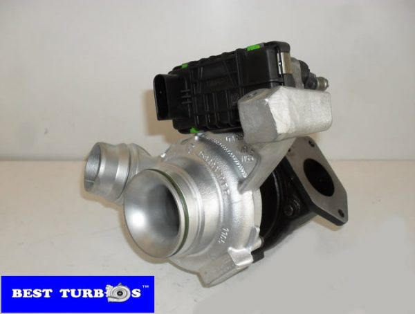 Turbocharger, turbo for BMW 116D, BMW 118D, BMW 318D, E81, E87, E88, E90, E90N, E91, E91N