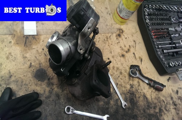 turbo replacement range rover 3.6 tdv8