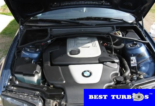 BMW 320D Lack of Power, whistle sound, white smoke, black smoke, blue smoke turbo charger failure
