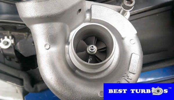 BMW 320D turbo charger failure