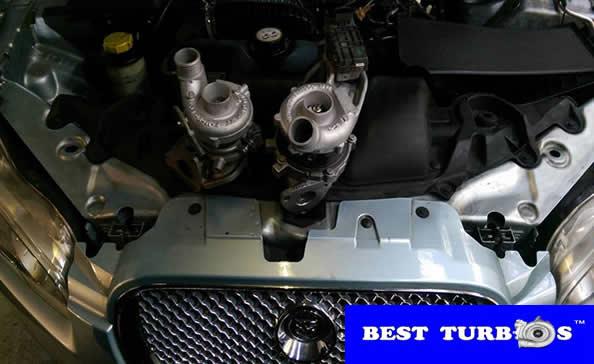 Jaguar XF 3.0 Twin Turbo Replacement