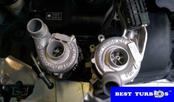 Jaguar XF 3.0 twin turbo repair fitting