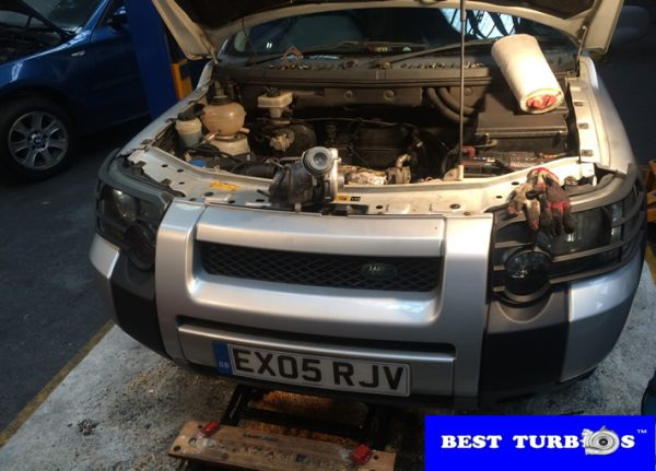 Land Rover Freelander 2.0 Diesel Turbo Replacement Specialists West Midlands