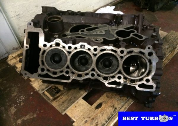 Land Rover Range Rover 3.6 Diesel Engine Refurbishment