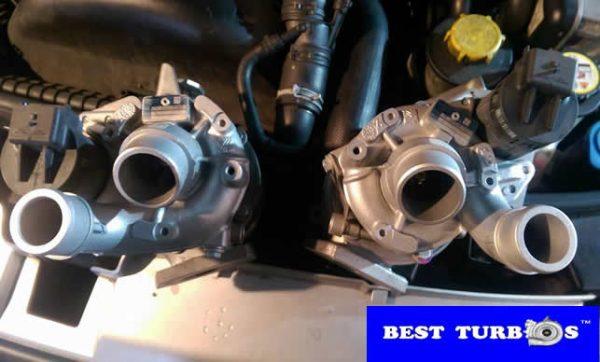 Turbo BorgWarner Range Rover 3.6 TDV8 Sport 3.6 TDV8 272 HP