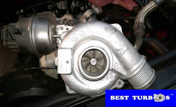Turbo Problems Turbo Failure Audi A4 2.0 TDI