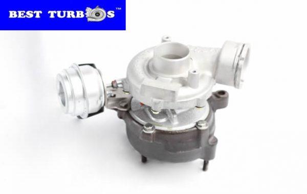 audi a4 2.0 tdi turbocharger 717858