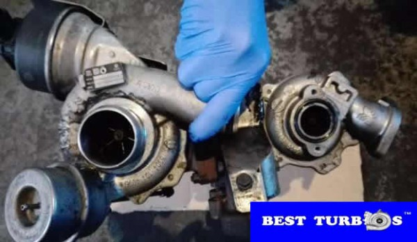 turbo replacement instruction steps