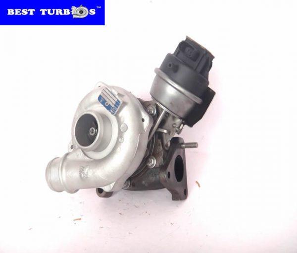 turbocharger, turbo KKK Audi A4 2.0 TDI 53039880109, 53039700109, BV43-109, 03G145702H, 03G145702HV, 03G145702HX