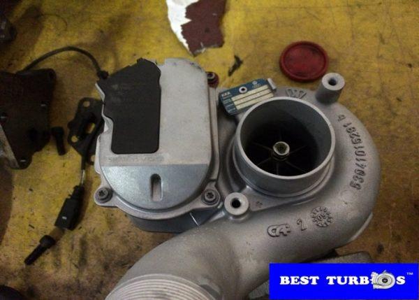 Audi a6 3.0 tdi kkk turbo 059145715f