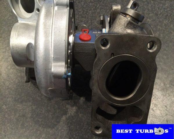 BMW 535d turbocharger 11657802587-02