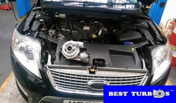 Ford Mondeo 2.0 TDCI turbo replacement