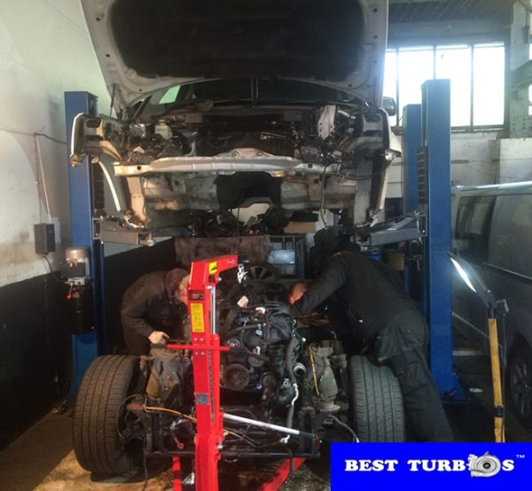 Land Rover Range Rover Sport 2.7 turbo problems
