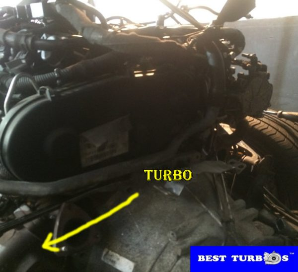 Range Rover Sport 2.7 turbo replacement