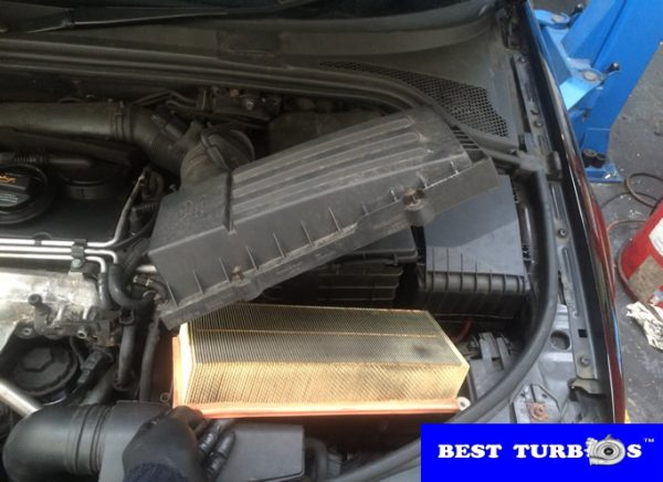 audi a3 2.0 tdi turbo replacement