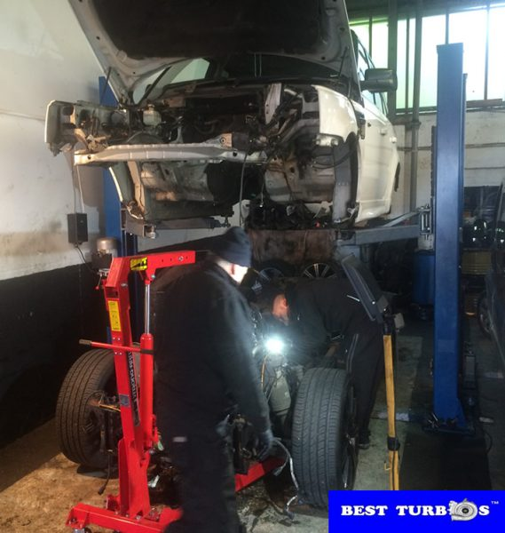 range rover car shell lift up