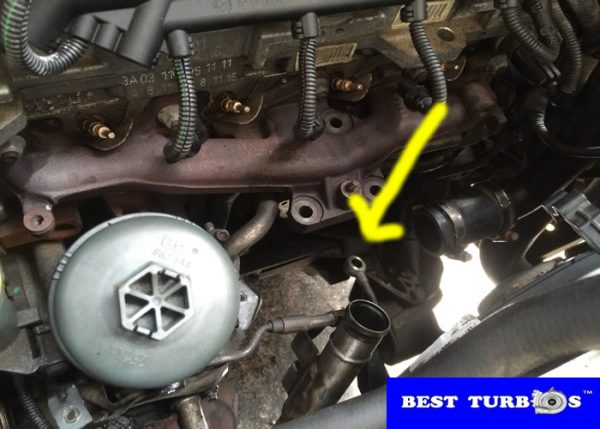 vauxhall meriva 1.3 cdti turbo fitting