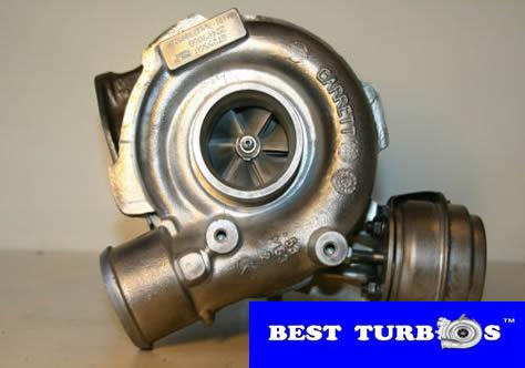 Turbocharger BMW 530d 454191-5017S,454191-9017S,454191-5015S,454191-9015S,454191-5012S,454191-0009,454191-0007,