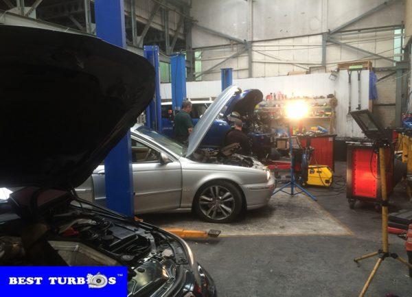 turbocharger-replacement-regeneration-mechanic-birmingham