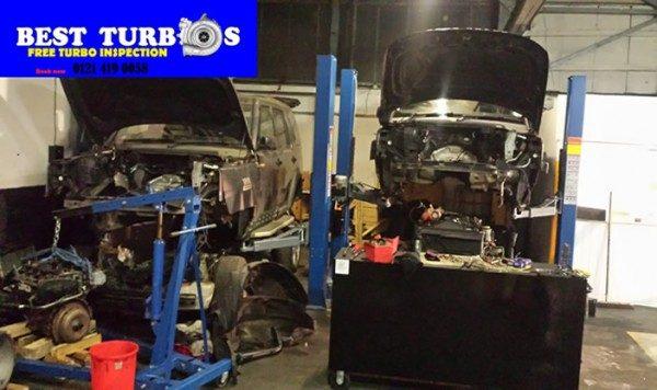 range rover turbo problems