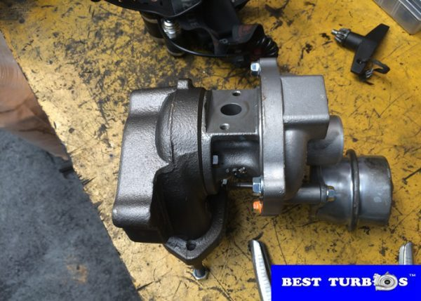 Astra 1.3 CDTI turbocharger