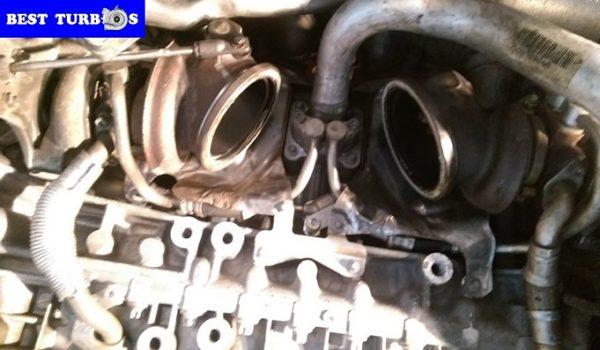 BMW E90 335i, BMW E92 335i, BMW E93 335i,exhaust manifolds