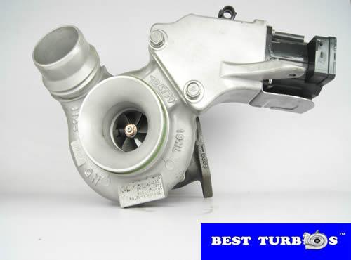 Turbo BMW 320D E92, turbocharger 49135-05895, 49135-05885, 49135-05860, 49135-05850, 49135-05840, 49335-00440, 49335-00230, 49335-00220,